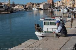 29 - Pescatore solitario mazara del vallo - Luisa Zaffaroni