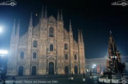 08 - Piazza del Duomo nel 1985 - Marco Ferrari